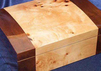 Wooden Cigar Box Cigar- Studio