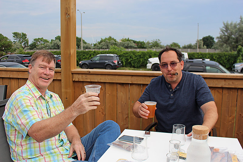 June 22 – Burgers, Beers and Blues
