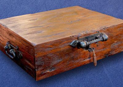 Cigar Old Wooden Box Cigar Studio
