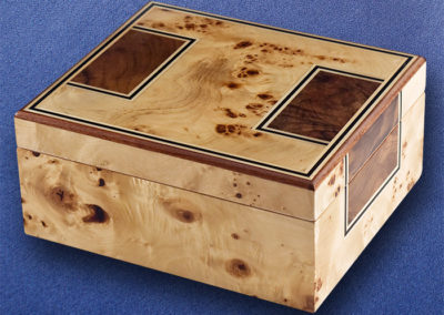 Cigar Wooden Box Cigar Studio