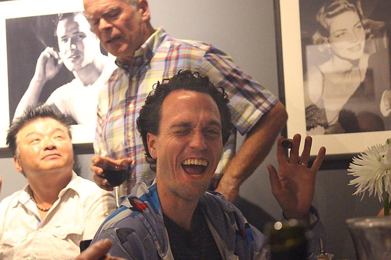 August 30 – Nick Perdomo Visits Cigar Studio