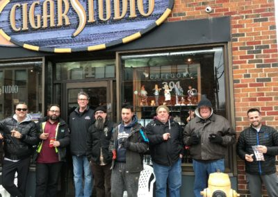 Toronto Cigar Stores Cigar Studio