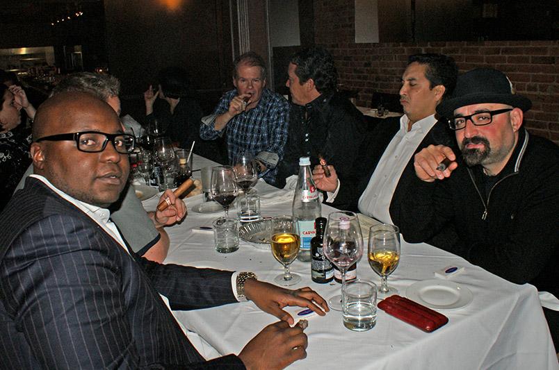 Fall Cigar Dinner