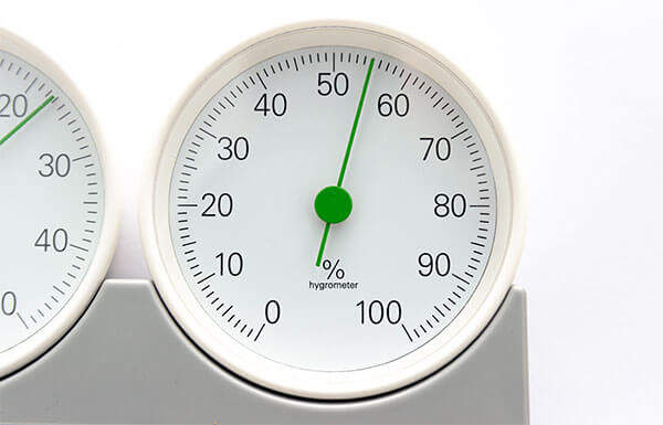What is a hygrometer and how does it work?