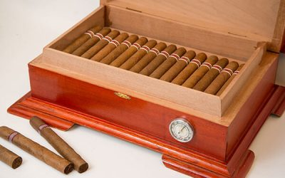 How to Care For Cigars & Store Them The Correct Way
