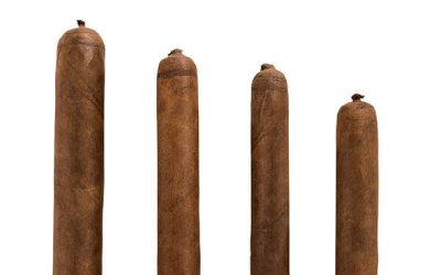 Overview of Cigars Shapes and Sizes