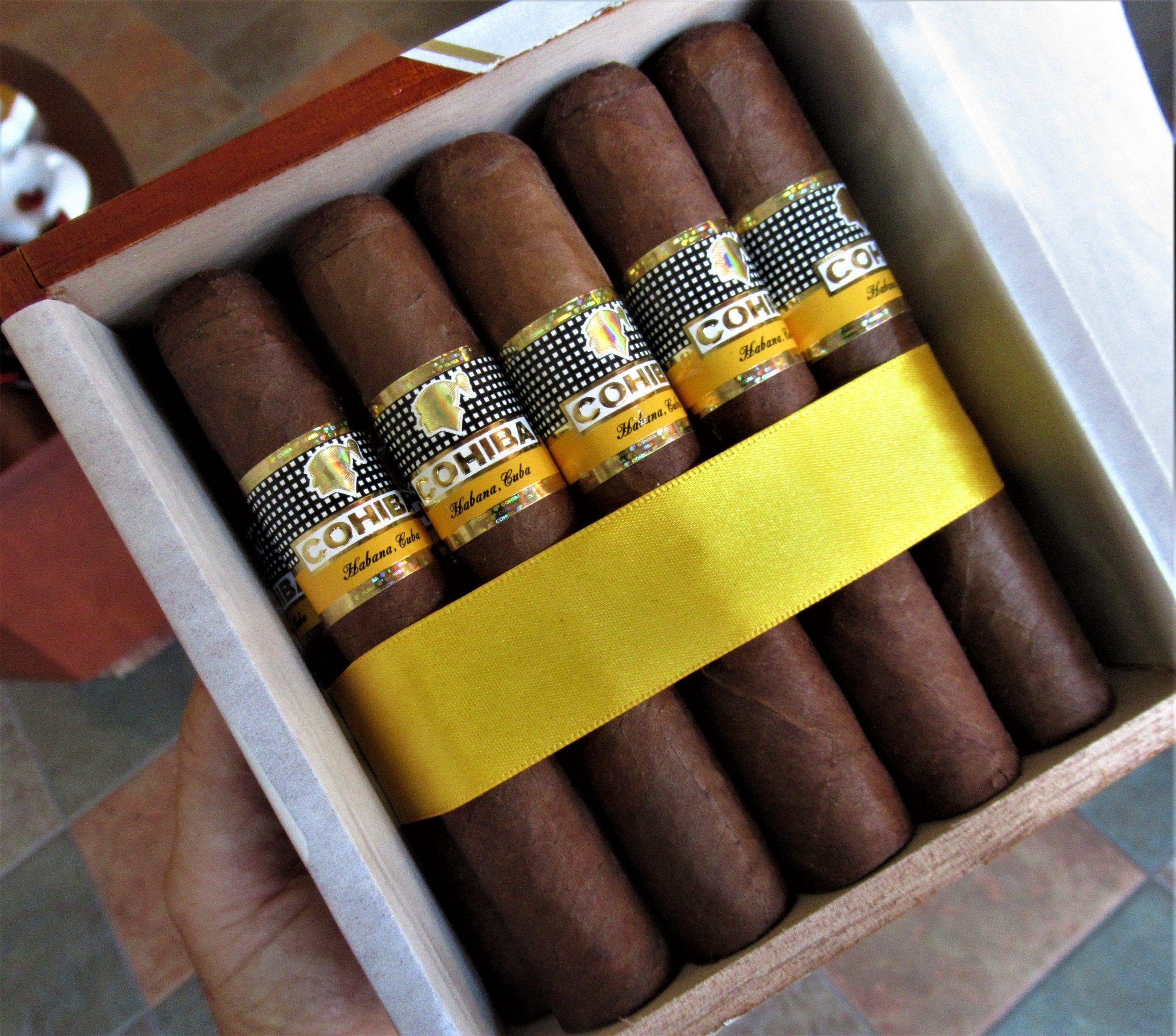 Cohiba Cigars Cigar studio