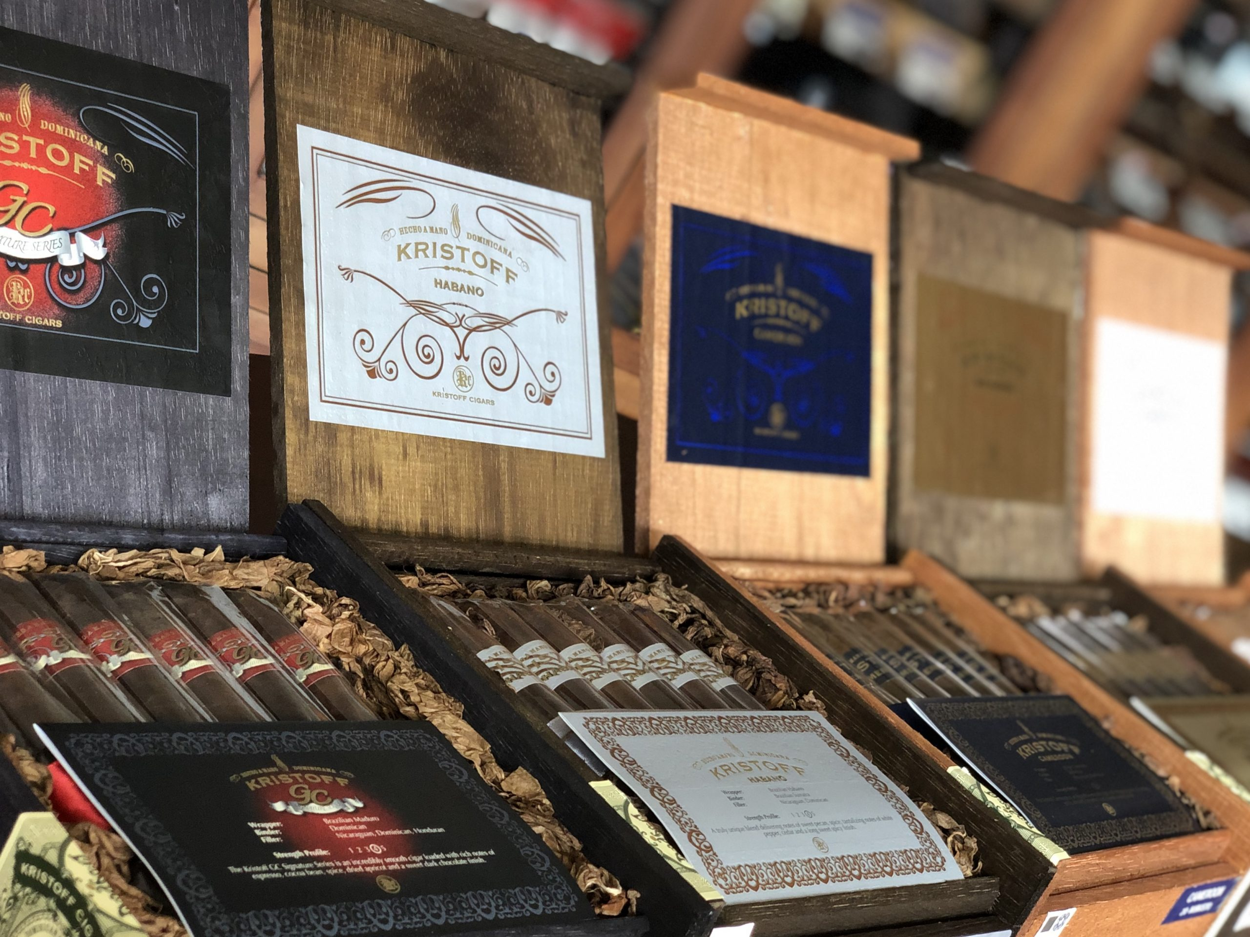 Cigars Package