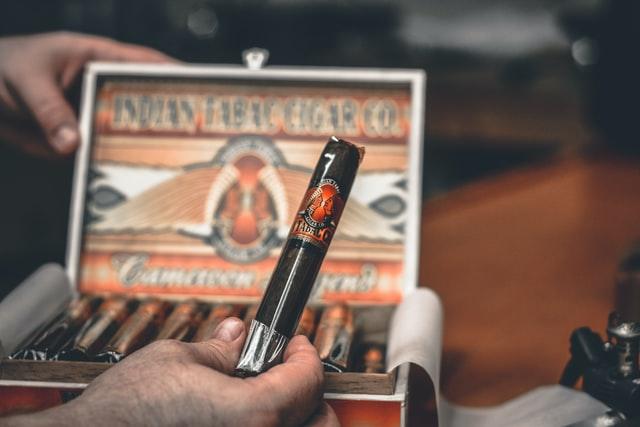 A Brief History of Cigar Boxes