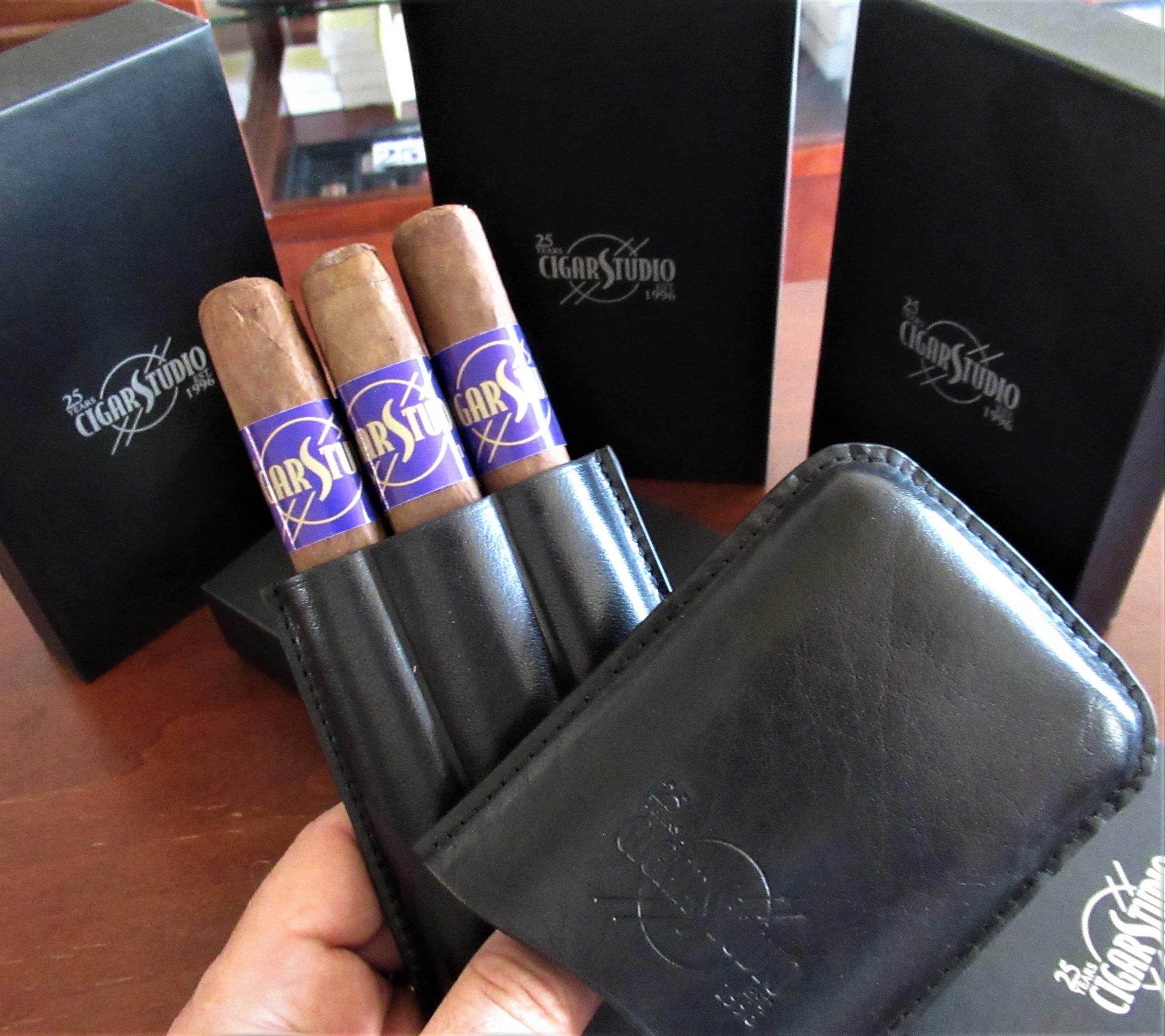 New Cigar Case